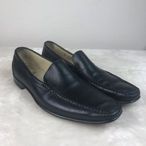 Allen Edmonds Campbell leather size 10